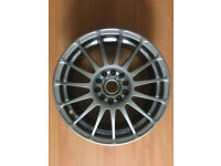 "Team Dynamics Monza R brand new Alloy wheels 16"" inch x 7j 5x110 Saab 93 900 9-3 95 9-5 alloys wheel"