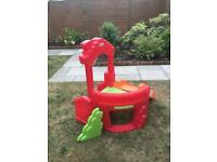 Littletikes slide
