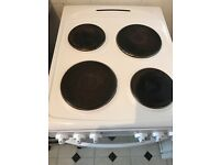 Basic Electric White Cooker