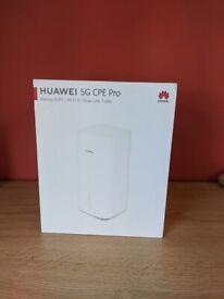Huawei 5G CPE Pro | 5G Wi-Fi Router | Balong 5000 | Wi-Fi 6 Dual Link Turbo