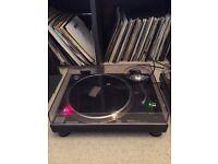 2 x Technics SL1210MK2 DJ Deck Turntables SL1210 MK2