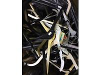 JOBLOT CLOTHES HANGERS