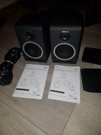 Focal cms 40 active studio monitor (pair)