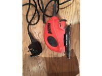 Electric Sander = Black & Decker Mouse Sander (w/ Sand paper pads P120, P80)