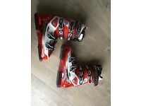 Salomon Ski Boots - Salomon Impact 100 CS - UK Size 7.5 (26.5)