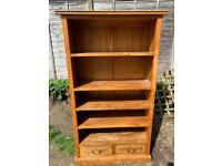 Wooden Bookcase originally from Marks & Spencer