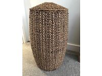 Rattan Laundry Basket from Next