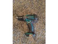Makita combi drill DHP456 body only