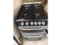 Hotpoint cannon gas cooker