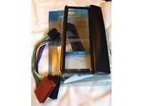 Ford Fiesta stereo facia and harness adaptor