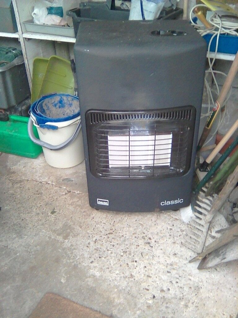 Calor gas heater as new black only £40.00 or near offer