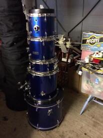 Rock Jrb full size drum kit