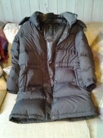 Gap quilted 3 / 4 lenght coat