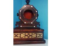 antique clock case