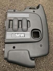 BMW 520d engine cover