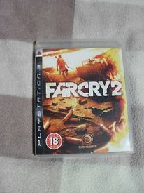 PS3 Far Cry2 Game