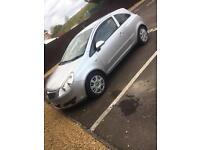 57 plate Vauxhall Corsa! 12 months MOT