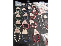necklaces hundreds of them bankrupt stock