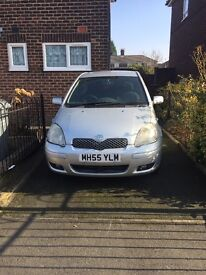 *TOYOTA YARIS FOR SALE*