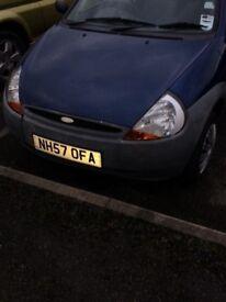 Ford KA low Millage