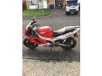 Yamaha YZF 600R Thundercat Motorbike.
