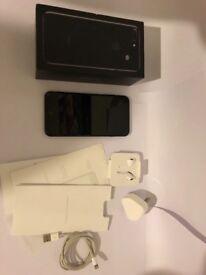 iPhone 7 Plus 256gb jet balck - well used