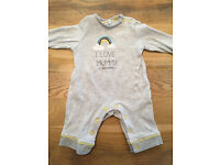 Newborn girls branded clothes bundle - John Lewis, White Company, Boots