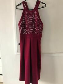 ASOS occassion dress size 10