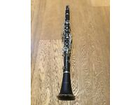 Sonata Clarinet, used for primary school lessons
