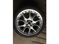 Genuine Mini Split Rim Alloys