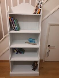Lovely reconditioned pine bookcase