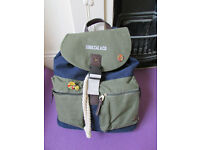 Vintage Canvas Backpack Rucksack
