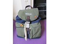 Vintage Canvas Backpack Rucksack