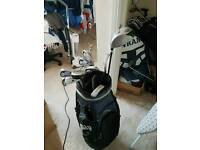 Pro golf clubs for sale