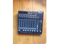 Mackie 1202 - VLZ 12 Channel Mixer.