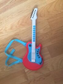 Early learning centre guitar toy