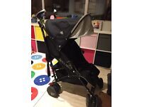 Maclaren xt techno pushchair. Great condition, comes with rain over and chest pads.