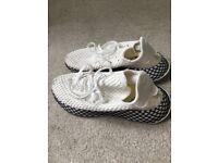 Adidas Deerupt Junior Trainers - Size 3 - £15