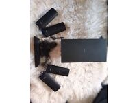 SONY Theater System Subwoofer Speakers Set SS-WSB111, SS-CTB111, SS-TSB111