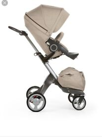 Stokke travel system with so many extras