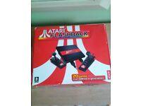 Artari Flashback games console