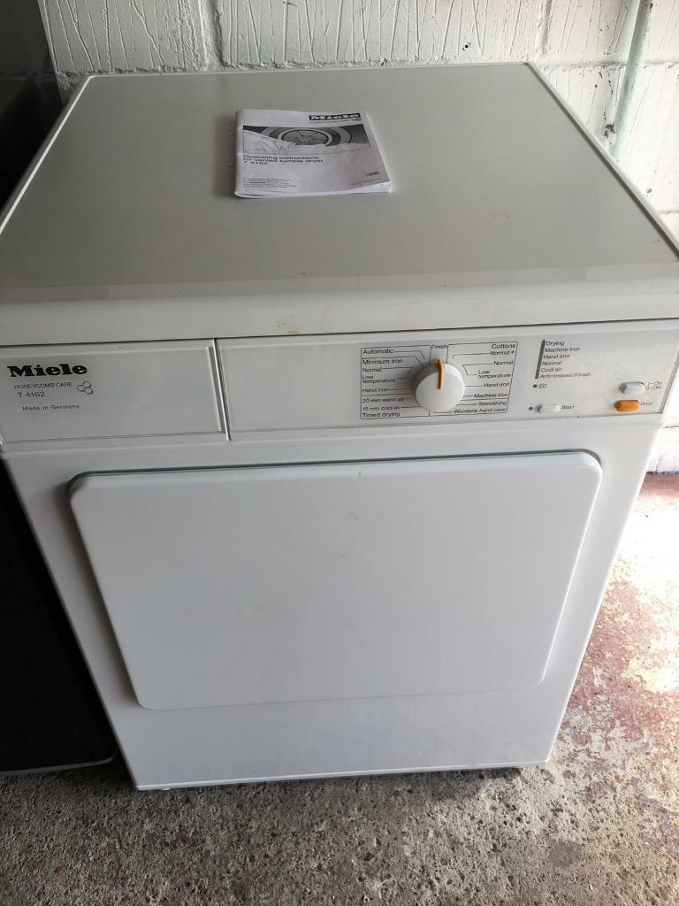 Miele Vented 6kg Tumble Dryer Fully Working Order Just £95 Sittingbourne