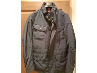 Hacket velospeed winter jacket (medium) - 2 weeks old. Unwanted gift.