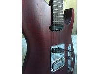 Chapman ML3-RC Rob Chapman Signature Guitar in Satin Cherry