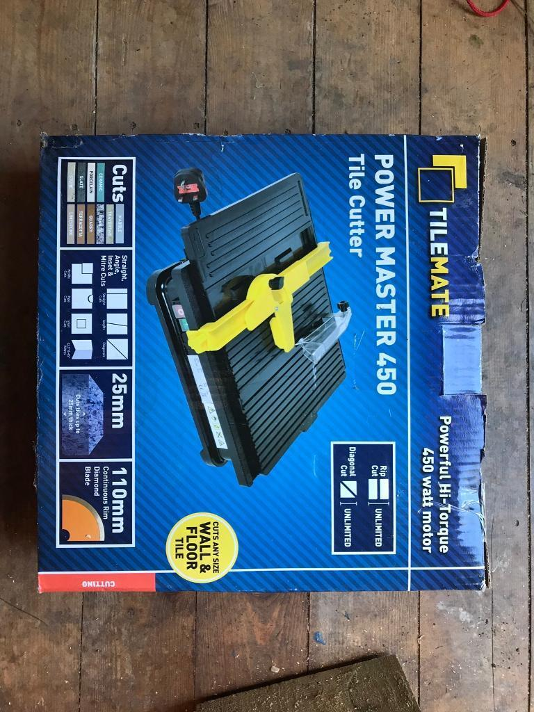 Tile Mate Cutter Boxed And Unused