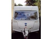Bailey Ranger 550/6 6 berth Touring Caravan
