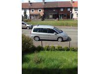 Peugeot 807 2.0 diesel 8 seats swap for smaller car