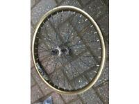 Salt bicycle wheel 20x20""