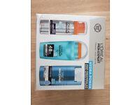 Loreal Men Expert Ultimate Hydration Kit Hydra Power Set shave foam deodorant