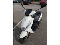 Peugeot Kisbee 50cc Scooter Low Mileage One Owner ONO